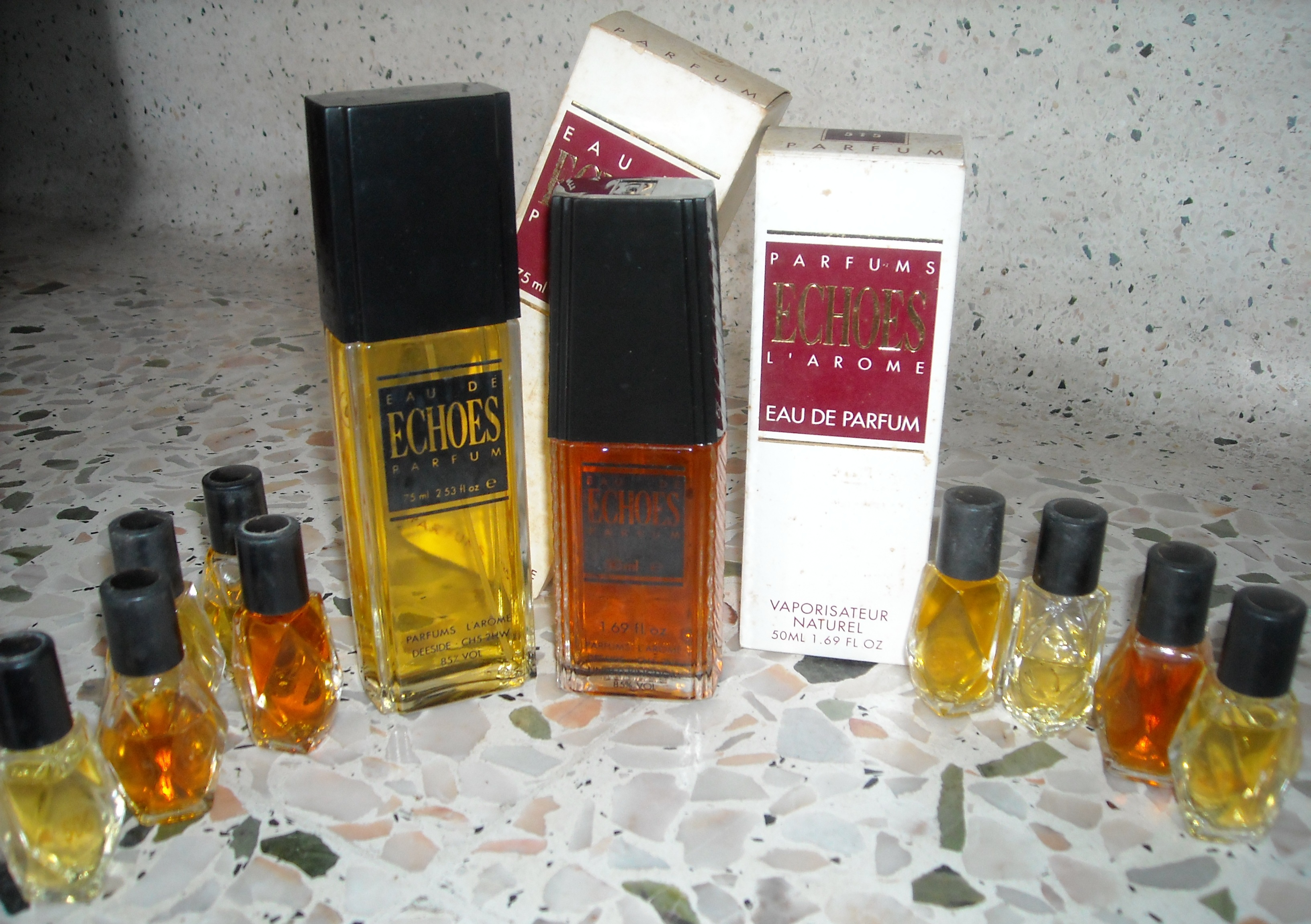 larome perfume